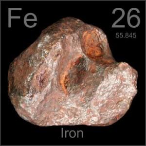 Ferrum metallicum