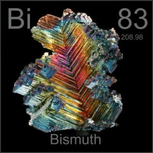 Bizmuthum Metallicum