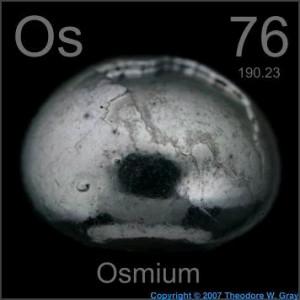 Osmium metallicum